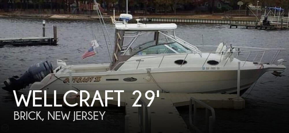 Used Wellcraft 29 Boats For Sale by owner | 2001 Wellcraft Coastal 290