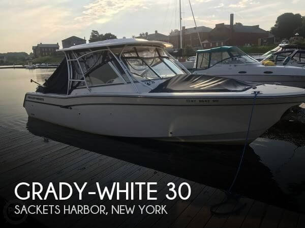 Used Grady-White Boats For Sale by owner | 2012 Grady-White 30