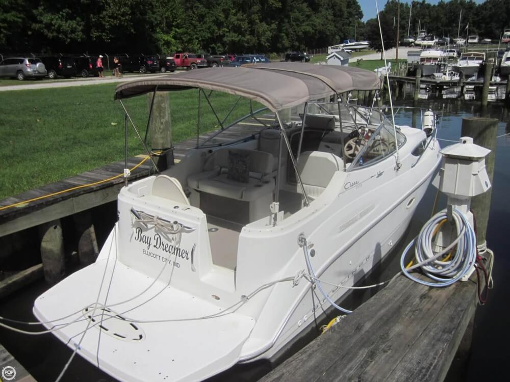 2001 Bayliner boat for sale, model of the boat is 2655 Ciera LX & Image # 2 of 40