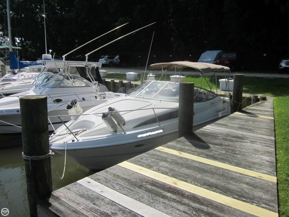 2001 Bayliner boat for sale, model of the boat is 2655 Ciera LX & Image # 12 of 40