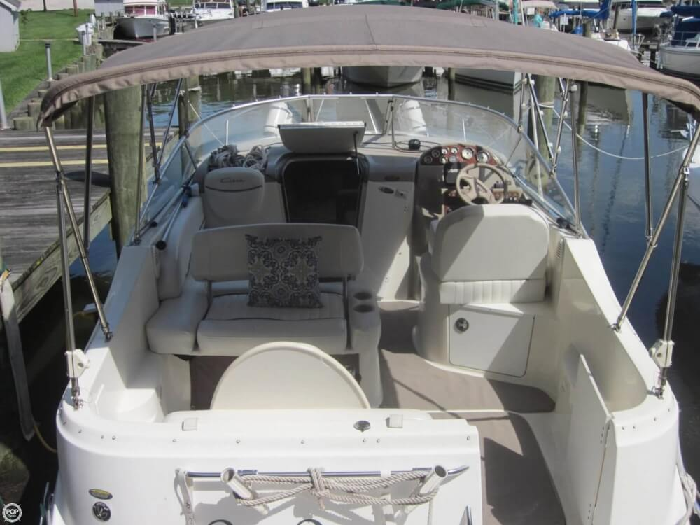 2001 Bayliner boat for sale, model of the boat is 2655 Ciera LX & Image # 34 of 40