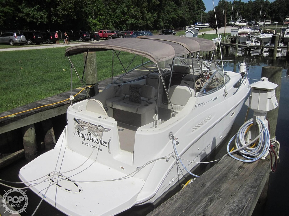 2001 Bayliner boat for sale, model of the boat is 2655 Ciera LX & Image # 1 of 40