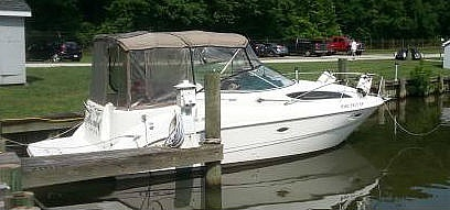 2001 Bayliner boat for sale, model of the boat is 2655 Ciera LX & Image # 6 of 40