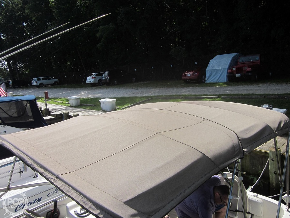 2001 Bayliner boat for sale, model of the boat is 2655 Ciera LX & Image # 20 of 40