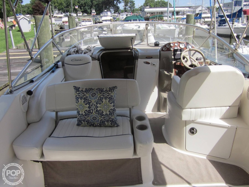2001 Bayliner boat for sale, model of the boat is 2655 Ciera LX & Image # 37 of 40