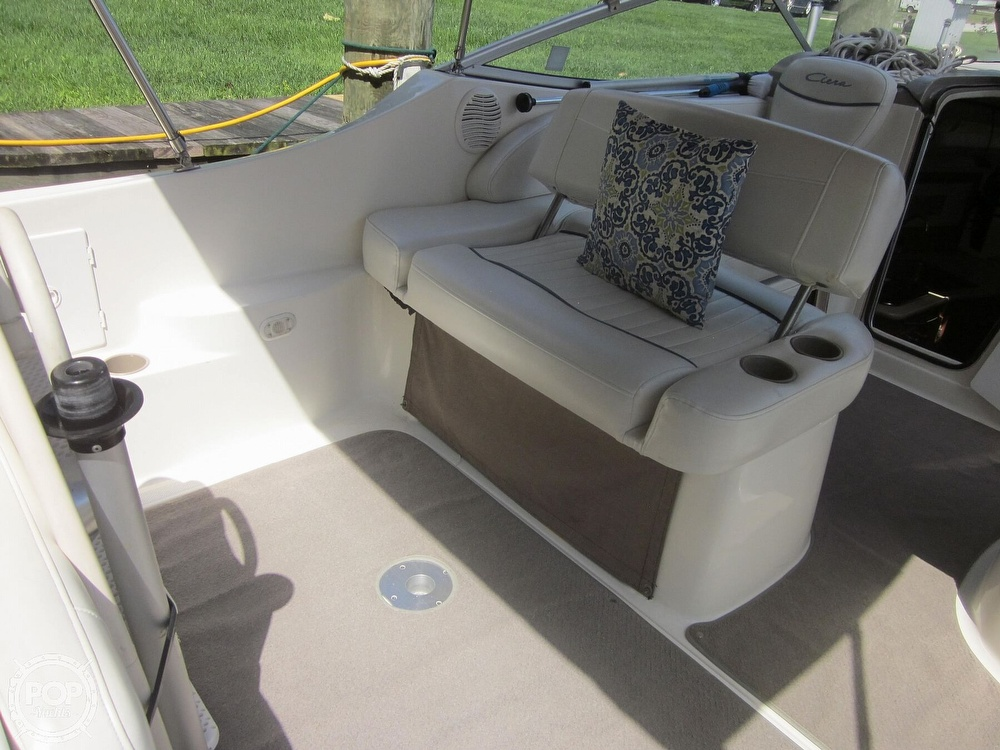 2001 Bayliner boat for sale, model of the boat is 2655 Ciera LX & Image # 40 of 40