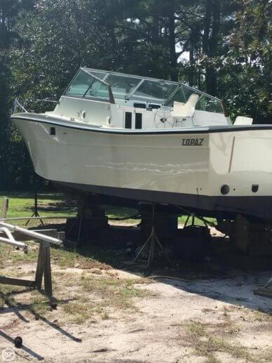 Topaz 36, 36', for sale - $55,500