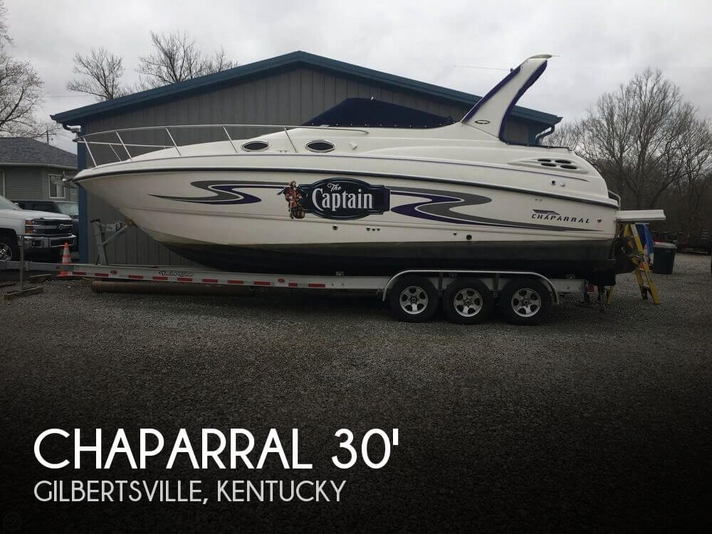 Used Boats For Sale in Clarksville, Tennessee by owner | 1999 Chaparral 30