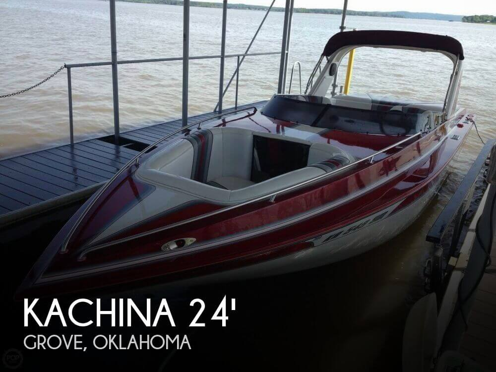 Used KACHINA  Boats For Sale by owner   1994 Kachina Legend 24