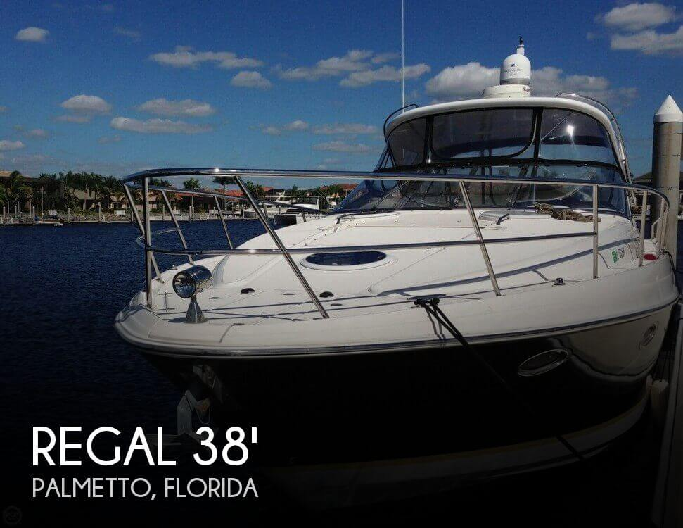 Used Regal Boats For Sale by owner | 2006 Regal 39