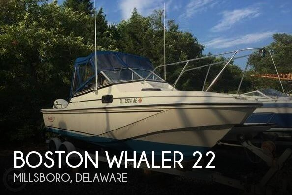 Used Boston Whaler 22 Boats For Sale by owner | 1988 Boston Whaler 22
