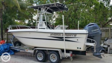 Hydra-Sports 20, 20', for sale - $30,000