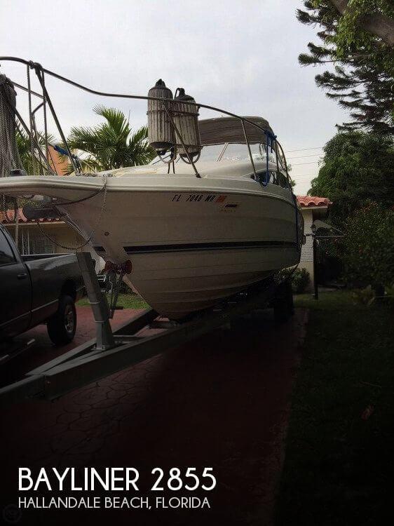 Used Bayliner 29 Boats For Sale by owner | 1996 Bayliner 29