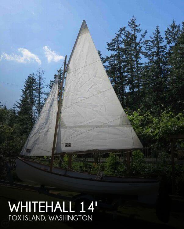 Used Boats For Sale by owner | 2004 Whitehall 14