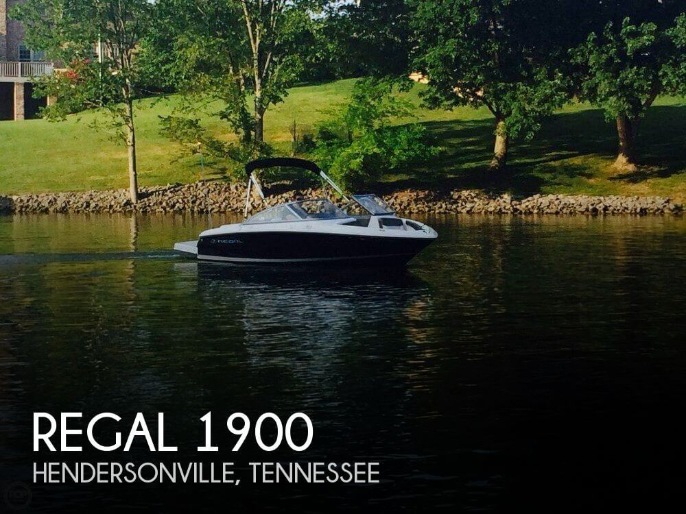 Used Regal 19 Boats For Sale by owner | 2011 Regal 1900