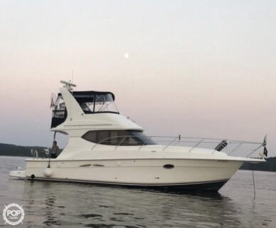Silverton 34 Convertible, 37', for sale