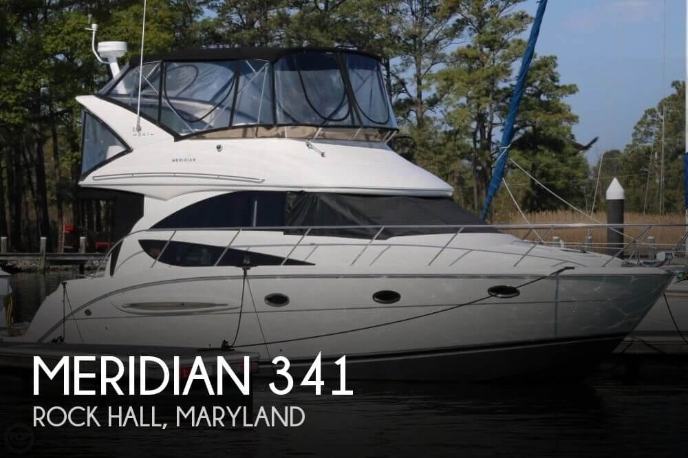 Used Boats For Sale in Wilmington, Delaware by owner | 2007 Meridian 35