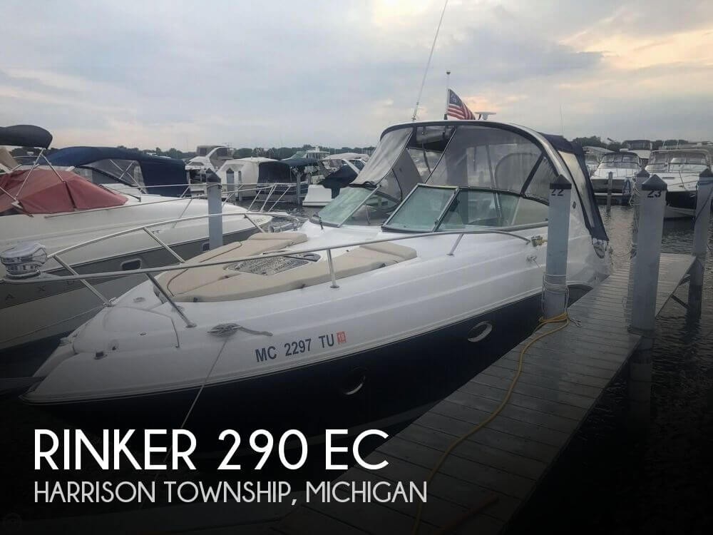 Used Rinker Boats For Sale in Michigan by owner | 2014 Rinker 31