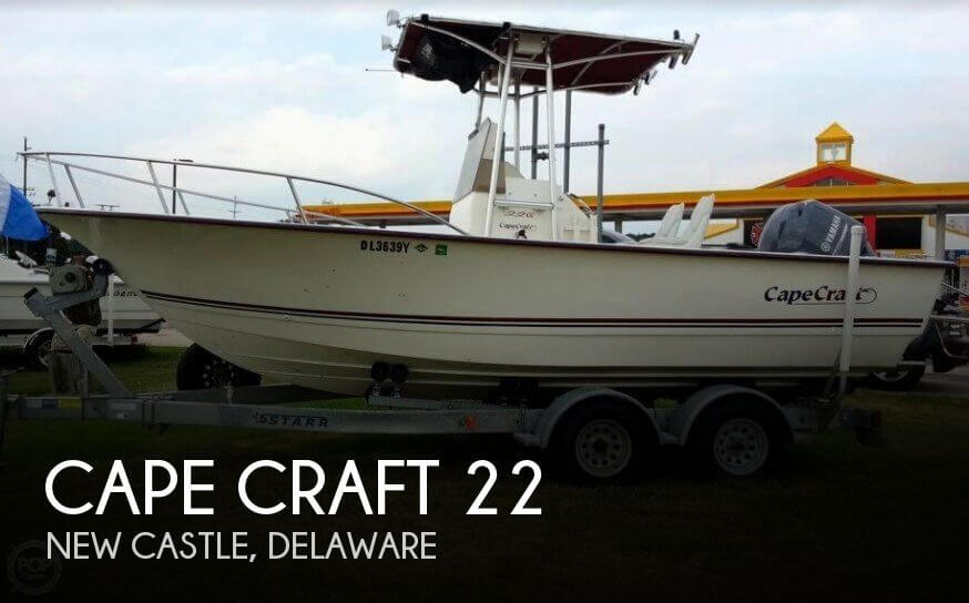 Used CAPE CRAFT Boats For Sale by owner | 2004 Cape Craft 22