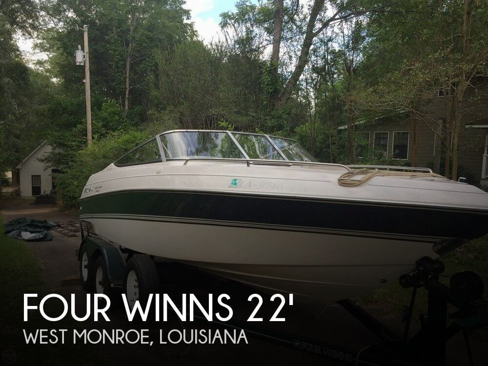 Used Four Winns 22 Boats For Sale by owner | 1995 Four Winns 22