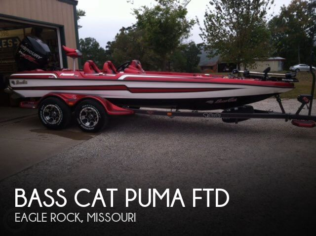 Used Boats For Sale in Springfield, Missouri by owner | 2016 Bass Cat 20