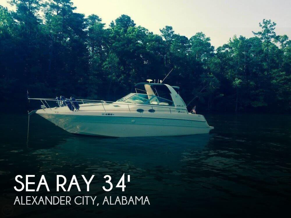 Used Sea Ray 34 Boats For Sale by owner | 1998 Sea Ray 34