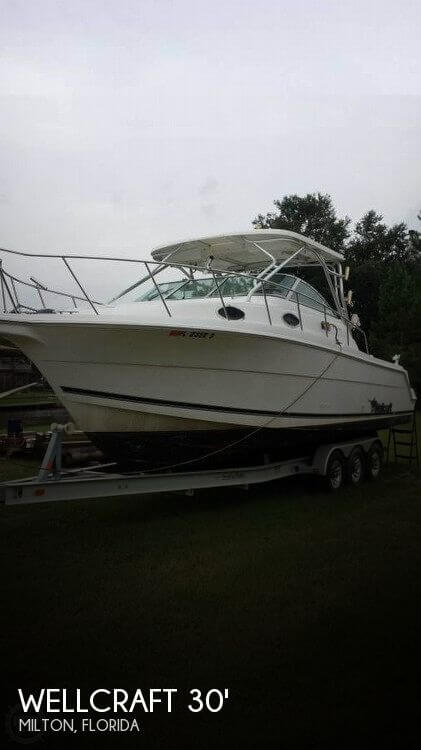 Used Wellcraft Boats For Sale in Florida by owner | 2000 Wellcraft 30