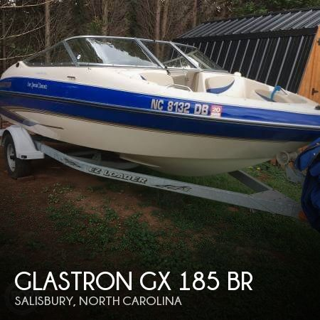 Used Glastron Boats For Sale in North Carolina by owner | 2004 Glastron 18