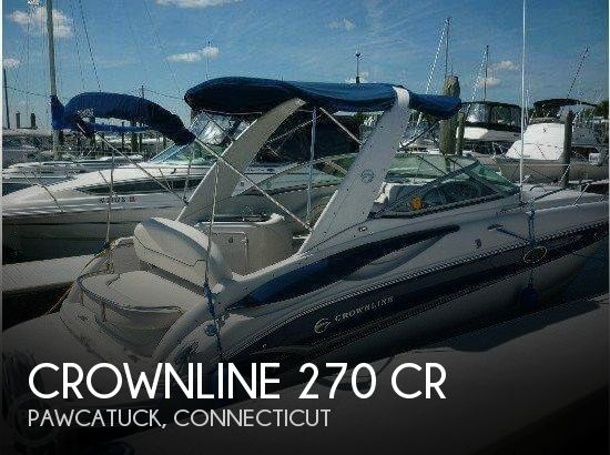 Used Crownline Boats For Sale by owner | 2005 Crownline 29