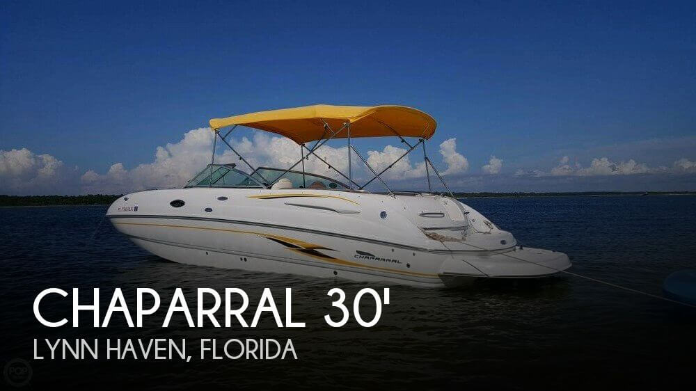 Used Chaparral Boats For Sale in Florida by owner | 2002 Chaparral 30