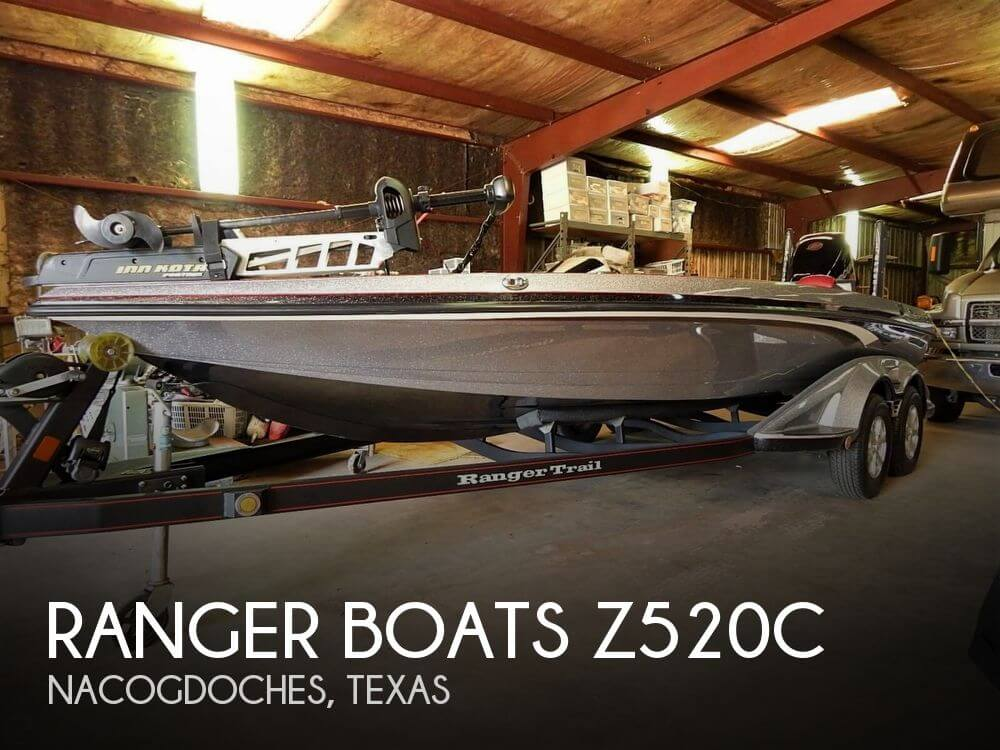 Used Boats For Sale in Tyler, Texas by owner | 2013 Ranger Boats Z520c