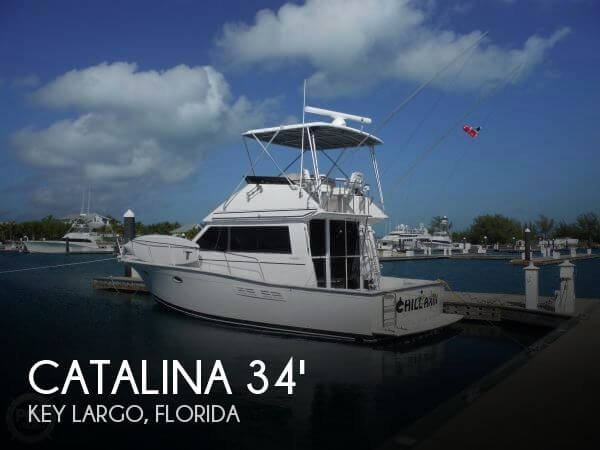 Used Islander Boats For Sale by owner | 1996 Islander 34