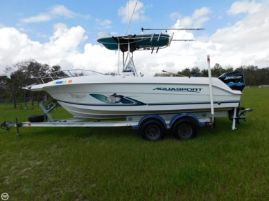 Aquasport 205 Osprey, 21', for sale - $18,900