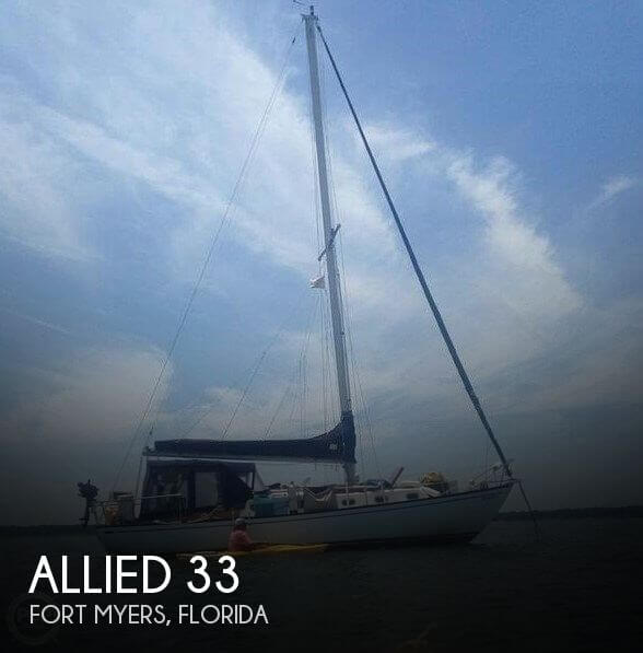 Used Allied Boats For Sale by owner | 1968 Allied 33