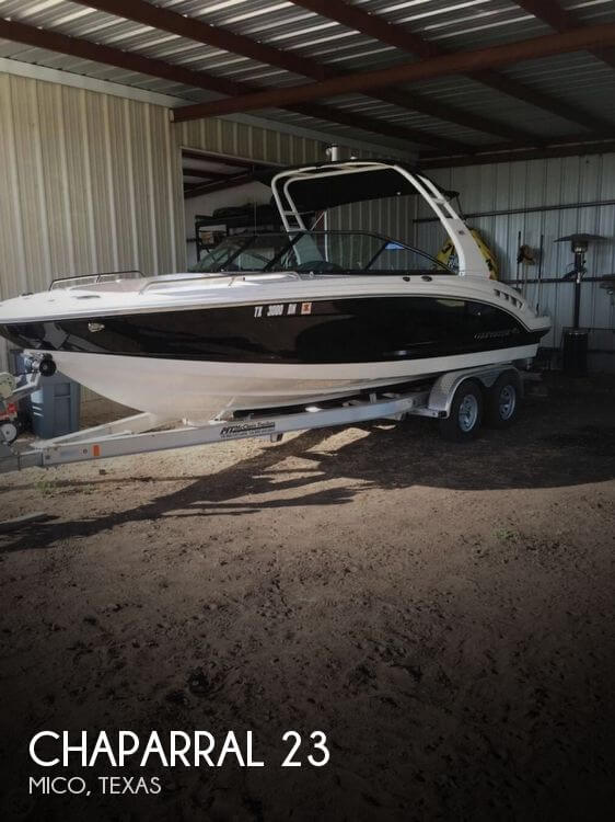 Used Chaparral Boats For Sale in Texas by owner | 2016 Chaparral 23