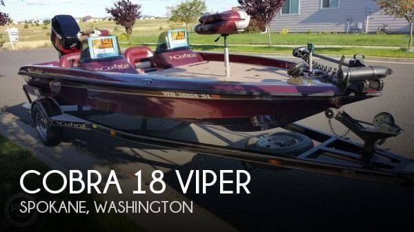 Used Cobra Boats For Sale by owner | 2002 Cobra 18 Viper