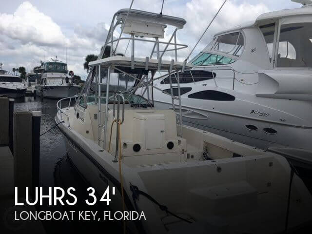 Used Luhrs Boats For Sale by owner | 1992 Luhrs 300 Tournament