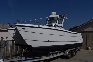 Pro Sports 22 ProKat Center Console with Custom Pilot House, 22', for sale - $44,500