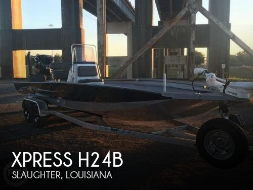 Used Boats For Sale in Lafayette, Louisiana by owner | 2016 Xpress 24
