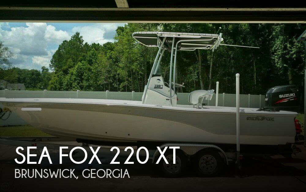 Used Sea Fox Boats For Sale in Georgia by owner | 2011 Sea Fox 22