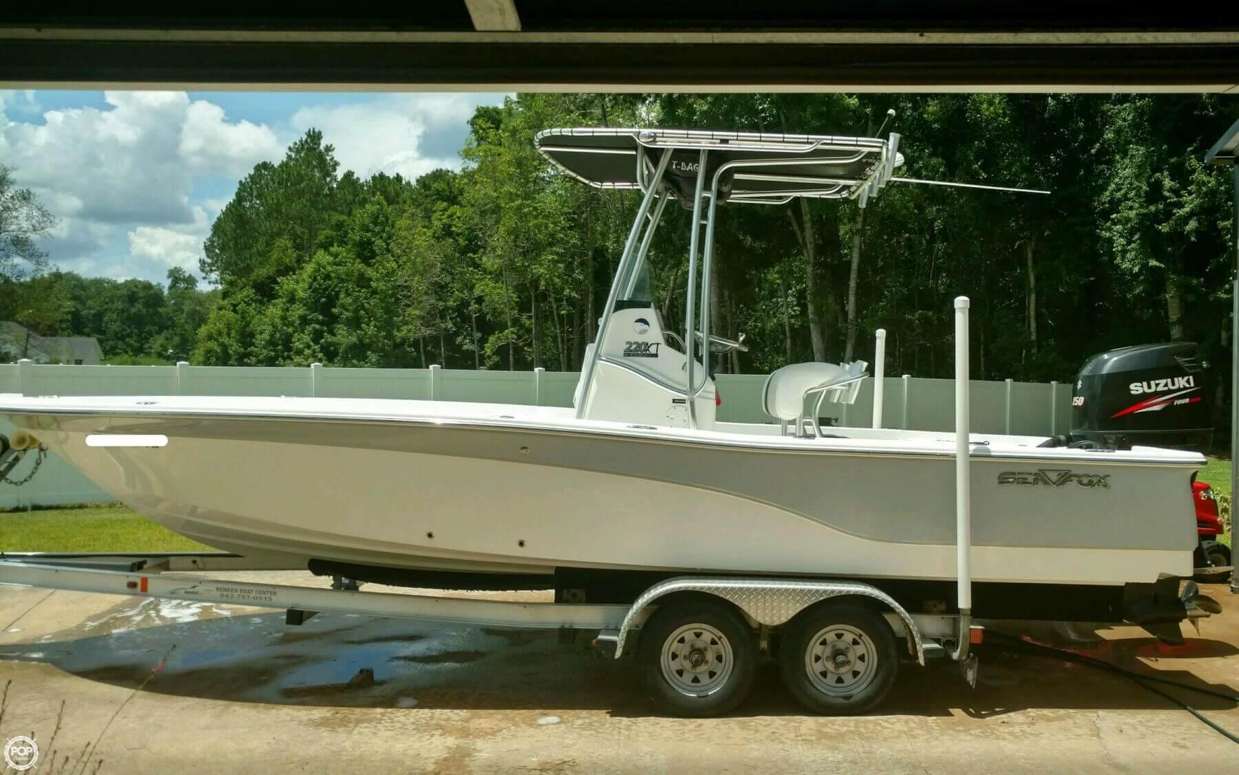 CANCELED Sea Fox 220 XT boat in Brunswick GA