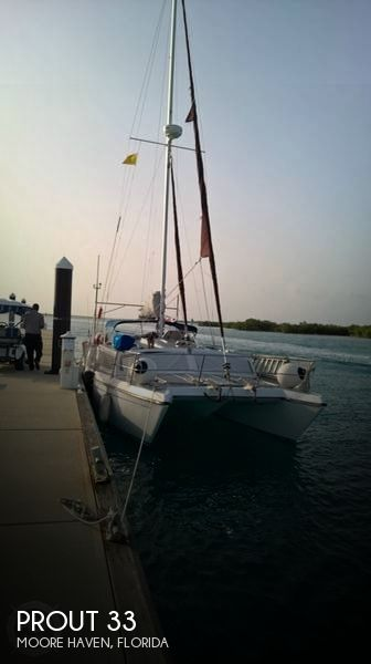 Used Prout Boats For Sale by owner | 1985 Prout 33