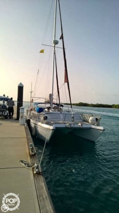 Prout 33, 33', for sale - $83,400