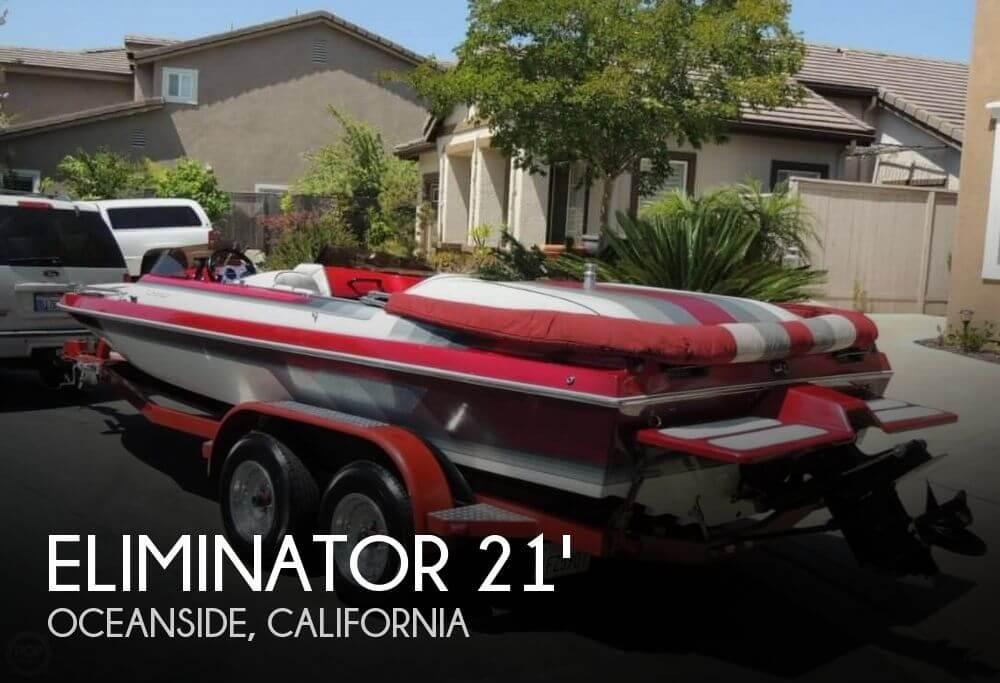 Used ELIMINATOR Boats For Sale by owner | 1989 Eliminator 21