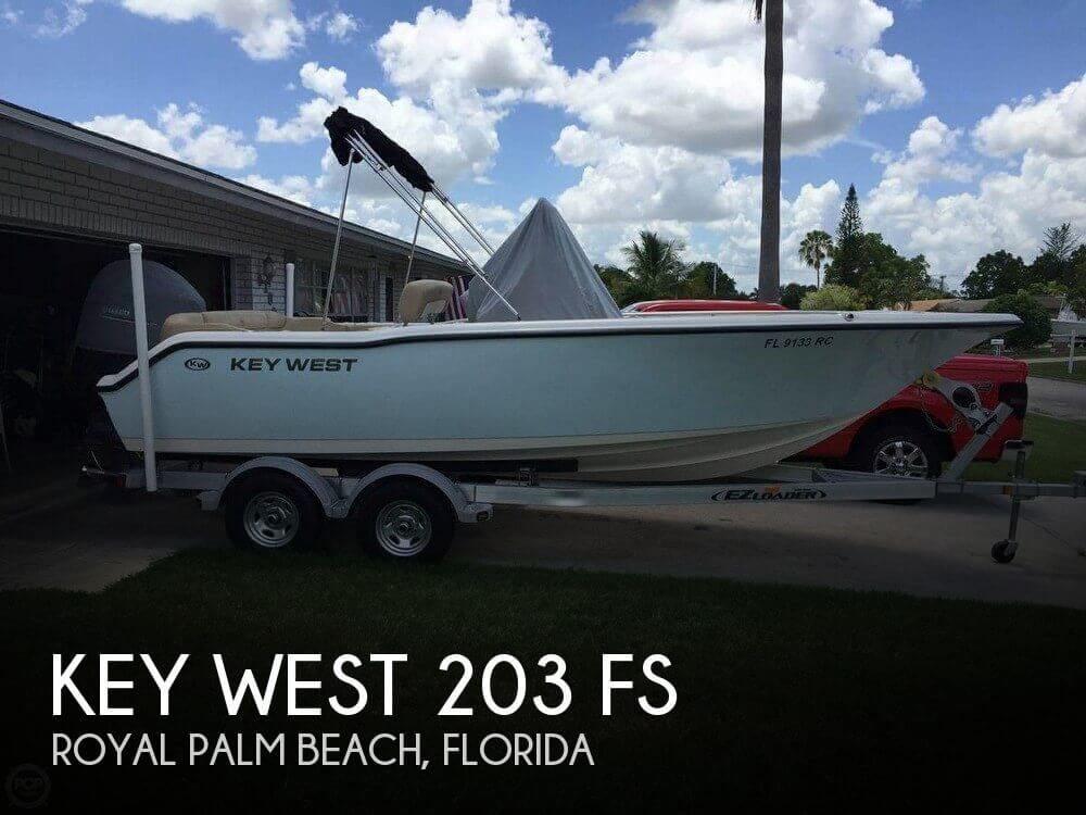 Used Key West Boats For Sale by owner | 2016 Key West 20