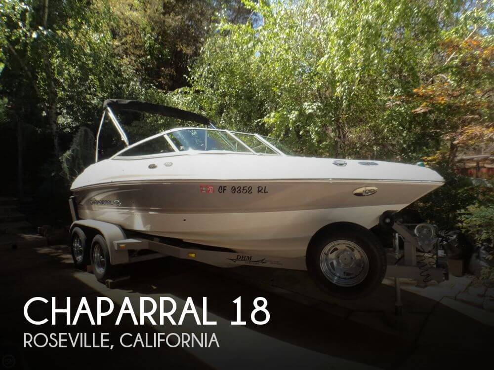 Used Chaparral 18 Boats For Sale by owner | 2007 Chaparral 18