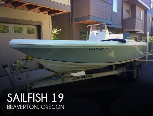 Used Power boats For Sale by owner | 2008 Sailfish 19