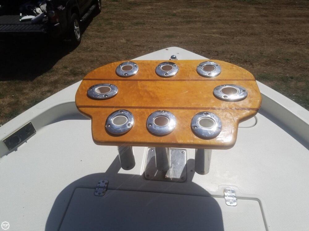 Custom Built Rod Holder On Front Seat