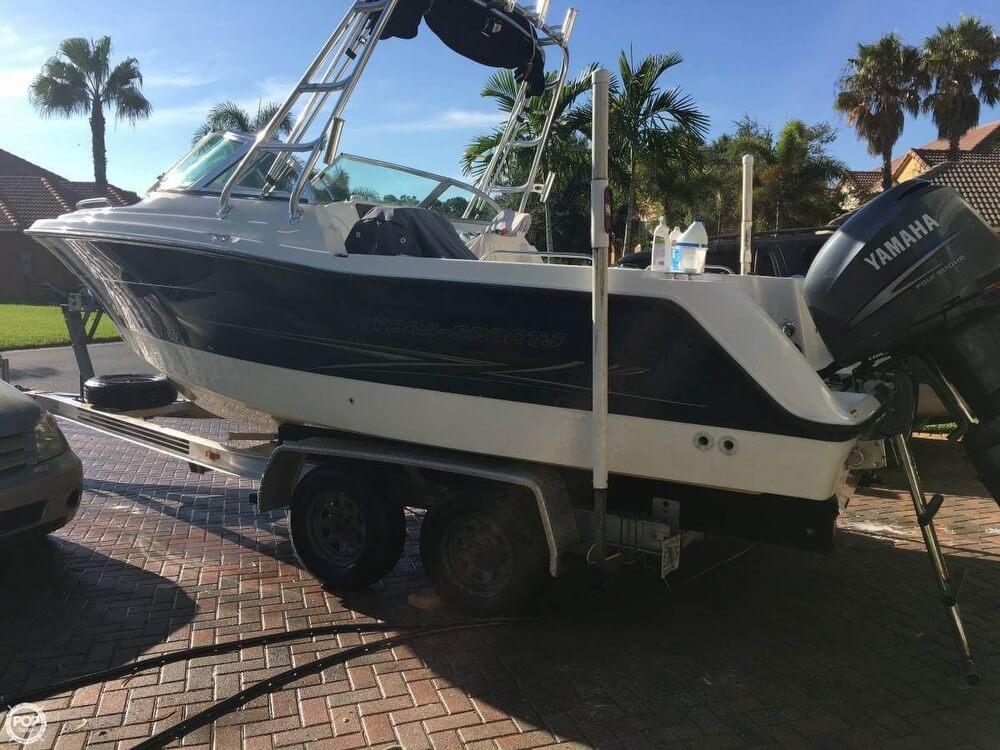 sold hydra sports 202 dc boat in stuart fl 135310 rh popyachts com