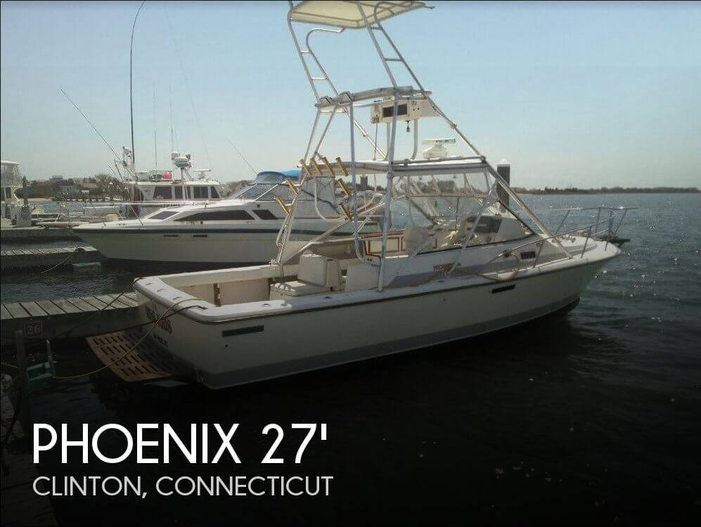 Used Phoenix Boats For Sale by owner | 1988 Phoenix 32